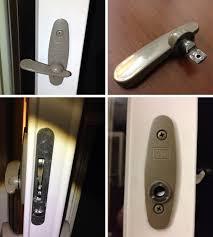 pictures of anderson sliding glass door lock