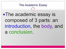 academic essay essay teacher sample essay teacher essay template writing an essay the academic essay the academic essay is
