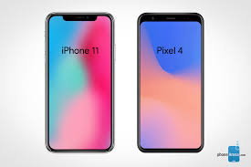 Google Pixel 4 Xl Vs Iphone 11 Pro Max Specs And Features