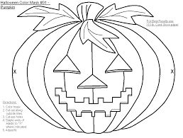I had an absolute blast putting together these scary halloween masks! Free Printable Halloween Masks To Color Holiday Party Favors At Coloring Home