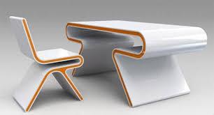 futuristic office desk. Sleek Futuristic Modern Desk Chair Set1 35 Super Office Designs - Mag .