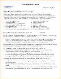 Sample Social Media Resume Tomyumtumweb Com