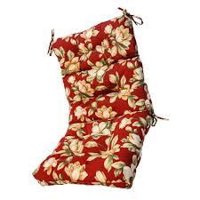 Luxurious High Back Outdoor Chair Cushions