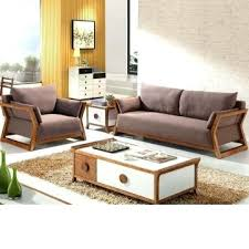 wooden living room furniture. Wood Living Room Furniture Modern Sofa Set Diy Table Wooden