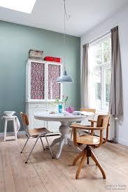 Die Mint Grüne Zeit Kolorat Wandgestaltung Küche