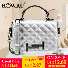 HOWRU Luxury Diamond Plaid <b>Handbags</b> Designer <b>Women</b> ...
