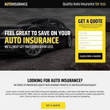 coolest 39 best auto insurance landing page design images on