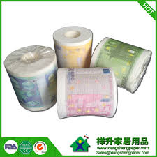 custom printed colored toilet tissue paper