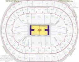 The Most Amazing As Well As Lovely Staples Center Seating