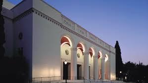 Bridges Auditorium Pomona College In Claremont California