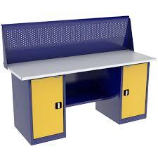 table workbench desk countertop metal table