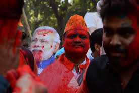 Modi Declares Victory For Ruling Party In Indias State Elections