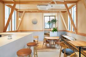 Kenyan Interior Design Gallery Of Idumi Cafe Residence Tenhachi Architect