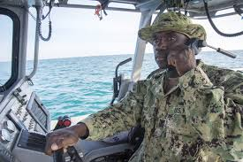 boatswains mate 1st class soualiho fofana assigned to commander task group ctg navy intelligence specialist
