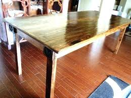 handcrafted dining room tables elegant distressed wood dining table distressed od dining table rustic of handcrafted