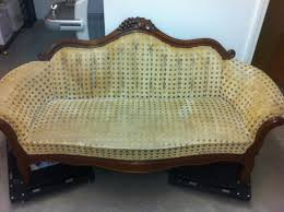 cleaning antique upholstered furniture