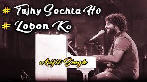 Arijit Singh Live Tujhe Sochta Ho Lobon Ko Best Of Kk