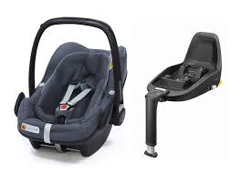 maxi cosi infant car seat pebble plus including 2wayfix graphite 2018 large image 1