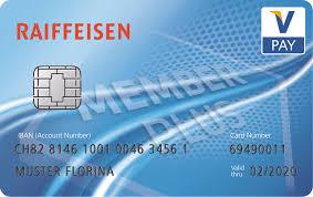 neue debitkarte für schweiz
