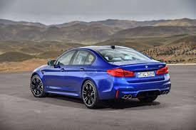 BMW Convertible bmw m5 vs mercedes e63 : 2018 BMW M5 versus 2018 Mercedes-AMG E 63: a static comparison