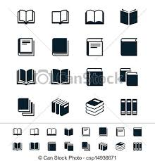 book icons csp14936671