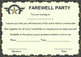 Farewell Invites For Colleagues Farewell Invitations Party For Teachers Blkmwtkns Co