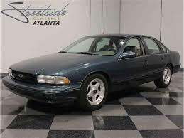 1995 Chevrolet Impala SS for Sale | ClassicCars.com | CC-758094