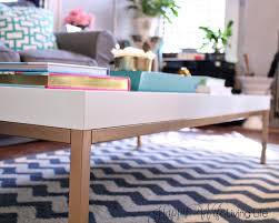 Living Room Table Diy Ikea Hack Coffee Table Greek Key Living Room Project Youtube
