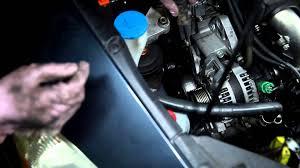 honda accord water pump remove and install