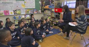 catholic school students in chicago learning about the warning signs of abuse