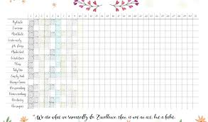 Weight Tracker Chart Printable Printable Food Tracking Charts Weight Tracker Chart Download By