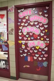 Valentine Door Decoration Ideas Classroom Door Decorations For Valentines Day Valentines Day Door