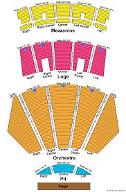 Experienced Microsoft Theater Seating Map 2019