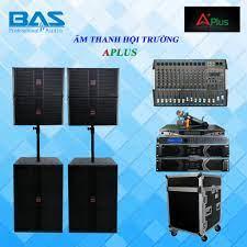 Dàn loa Array hội trường và Tổ chức sự kiện - Âm thanh chuyên nghiệp - BAS  Audio