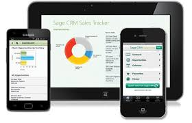 Sales Tracker App A Beginners Guide To Mobile Crm Sage Crm Support And