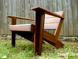 brazilian wood furniture. A Modern, Contemporary Take On The Classic Adirondack Chair In Basralocus, Brazilian Hardwood Wood Furniture