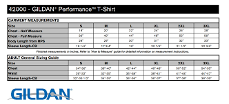 Gildan Youth Raglan Size Chart Gildan 100 Cotton T Shirt Size Chart Toffee Art