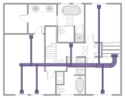 floor plan symbols bathroom. Floor Plan Bathroom Symbols Fresh Rcp Hvac Layout How To Create A Plans