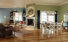 coastal living on living room dining room paint colors
