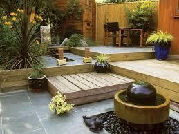 Designs For A Small Garden Impressive Decorating