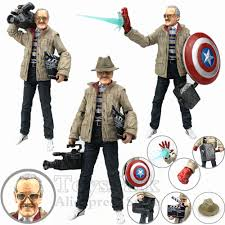 Kopen Goedkoop Custom 6 Stan Lee Action Figure 1 12 112 Pop Status