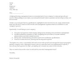 Resume Letter Example Resume Letter Sample Capture Free Resume Cover
