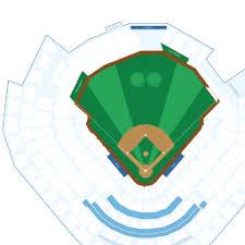 Suntrust Park Interactive Baseball Seating Chart