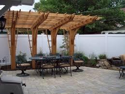 cantilever patio pergola design ideas cantilever pergola plans design and outdoor