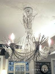 tree branch chandelier diy branches chandelier branch projects home decorating ideas chandeliers long circle led vintage
