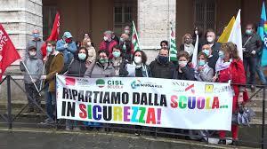 Ripartire dalla scuola in sicurezza, ecco i motivi dello sciopero dell'8  giugno