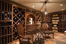 wine cellar lighting. Wine Room Lighting. Spacious Of Cellar Design With Cube Also Column Racks Plus Lighting