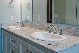install bathroom. Bathroom Counter Install L
