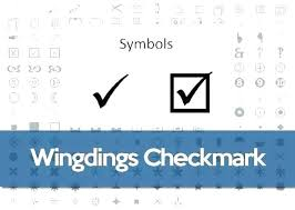 Wingding Alphabet Wing Dings Wingdings 2 Keyboard Symbols