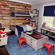 furniture for boys room. industrial boys room makeover furniture for